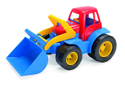 Vehicle Dantoy Tractor amb pala
