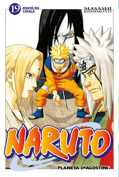 Naruto Català nº 19/72