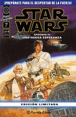 Star Wars 7: episodio IV, parte 1