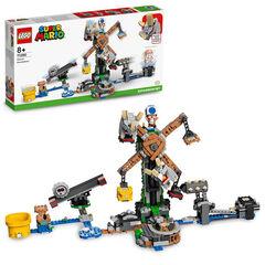 LEGO Mario Expansión Derribo de los Reznors