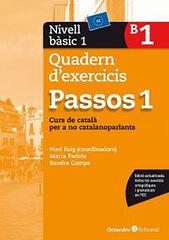 PASSOS 1 BÀSIC A2 QUADERN 1 Octaedro - Text 9788499219585