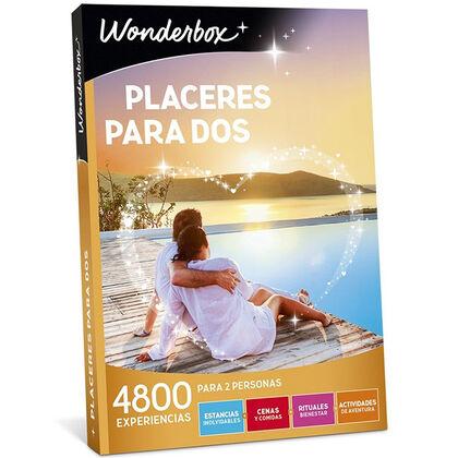 Wonderbox Placeres para dos