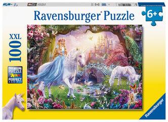 Puzzle UnicorniMágico 100 Piezas