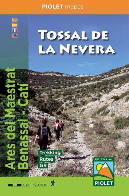Tossal de la Nevera 1:20.000