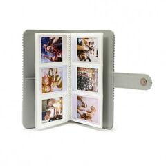 Camèra de fotos Instax Kit Fuji Blanc / Gris