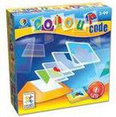 Juego de lógica Smart Games Colour code