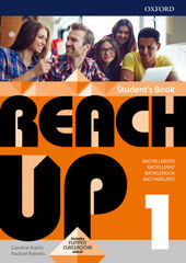 REACH UP 1 STUDENT'S BOOK Oxford 9780194605076