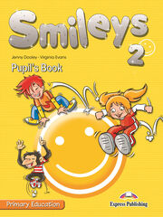 SMILEYS PUPILS BOOK 2º PRIMARIA Express Publishing 9781471524639
