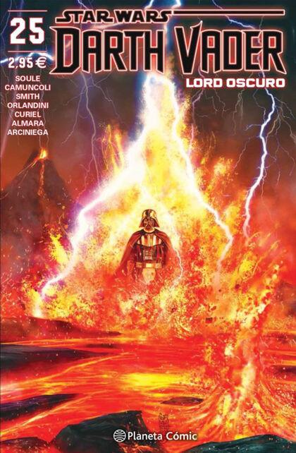 Star Wars Darth Vader Lord Oscuro 25