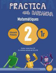 PRACTICA MATEMÀTIQUES 02 Barcanova Quaderns 9788448945510