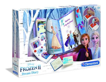 Frozen 2: Diario Secreto