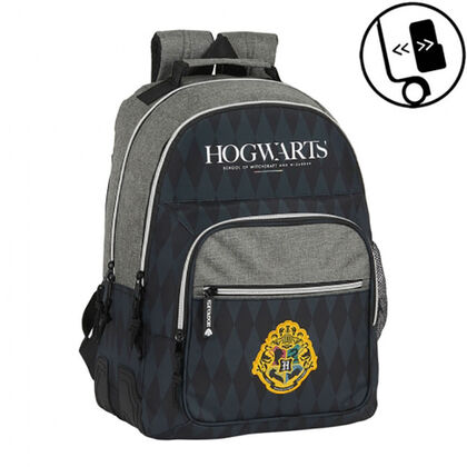 Mochila Doble Harry Potter Hogwart