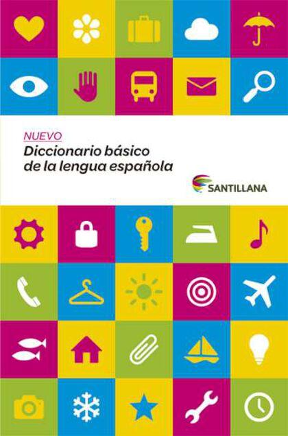 NUEVO DICCIONARIO BÁSICO LENGUA ESPAÑOLA PRIMARIA Santillana 9788468015835