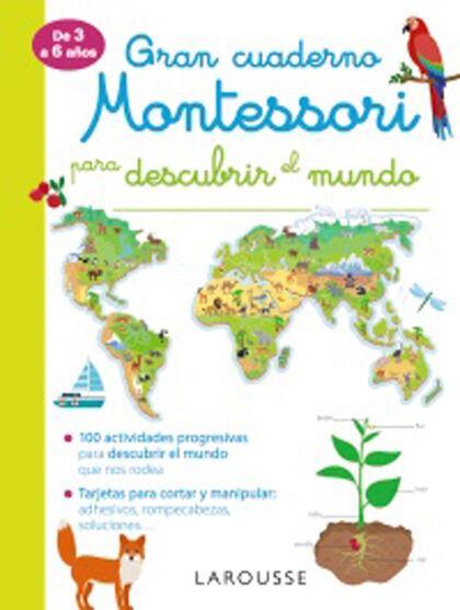 LAR P Montessori/Descubrir mundo Larousse 9788417720261