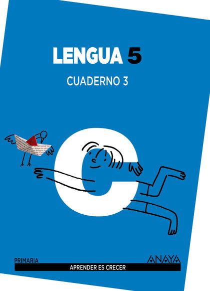 Castellano-cua 3/Aprender Crecer PRIMÀRIA 5 Anaya Text 9788467832952