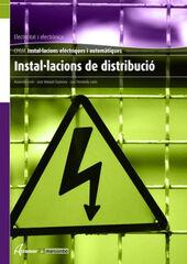 INSTAL.LACIONS DE DISTRIBUCIÓ CICLOS FORMATIVOS Altamar 9788496334892