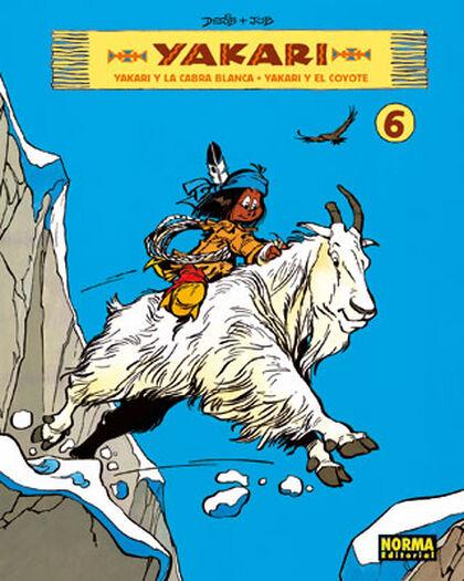 Yakari 6: La cabra blanca + El coyote