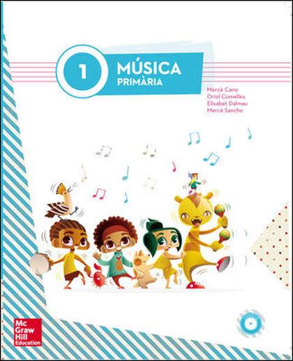 Música/14 PRIMÀRIA 1 McGraw-Hill Text 9788448185312