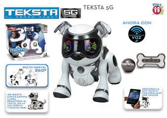 Robot interactivo Imc Mascota Teska