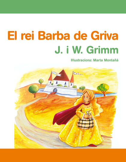 REI BARBA DE GRIVA JA LLEGIM! 09 PRIMÀRIA Teide Text 9788430764365