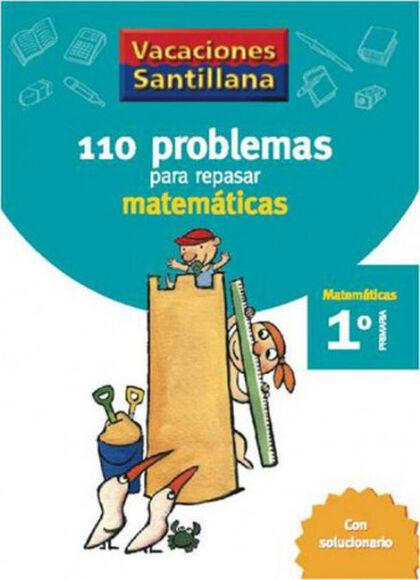 VACACIONES MATEMÁTICAS 1º PRIMARIA Santillana Vacances 9788429408379