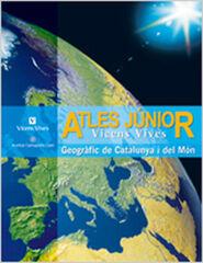 Atles Júnior geogràfic de Catalunya i del Món -n- Vicens Vives 9788431683177