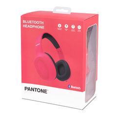 Auriculares Pantone Diadema BT Rosa