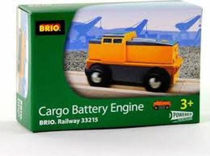 Locomotora eléctrica Brio
