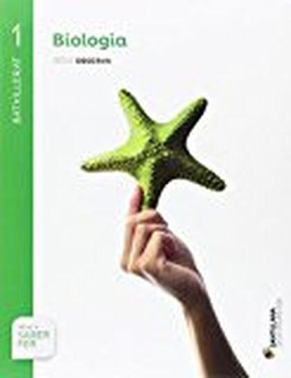 BIOLOGIA 1r BATXILLERAT Grup Promotor Text 9788491302735