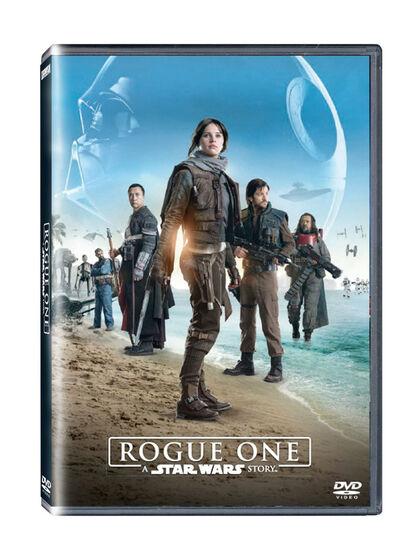 Star Wars - Rogue One DVD