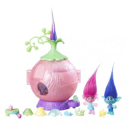 TrollsCoronación princesaPoppy
