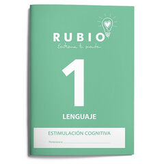 ESTCOG 1 LENGUAJE Rubio 9788485109944