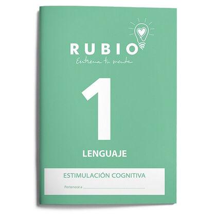 Rubio estcog 1/lenguaje