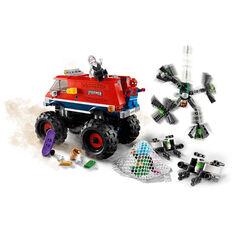 LEGO Super Heroes Monster Truck de Spider-Man vs. Mysterio (76174)