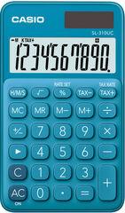 Calculadora Casio SL-310 UC-BU Azul