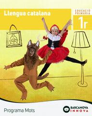 BARC E1 Català-lligada/Mots Barcanova Text 9788448943806
