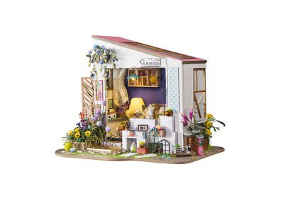 Maqueta Rolife Mini House DIY - Lily'S Porch