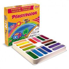 Cera plástica Kids Classpack 352 u.