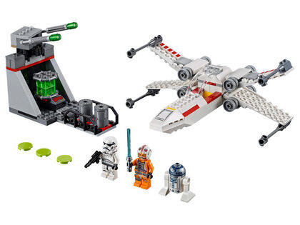 LEGO Star Wars Asalt caça estelar ala-X (75235)