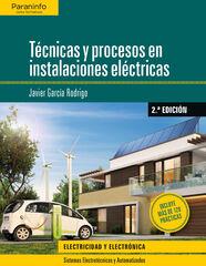PAR CFGS Técnicas y proc.inst.eléct./19 Paraninfo 9788428340786