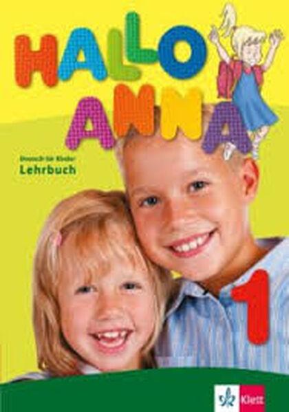 Hallo Anna 1/Alumno+CD(2) Klett 9783126760607
