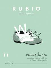 ESCRIPTURA 11 PRIMÀRIA Rubio 9788489773615