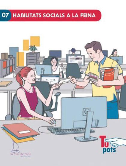 MF TP7/Habilitats socials a la feina La Mar de Fácil 9788494499395