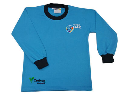 Camiseta manga larga Goar De 7 a 9 años
