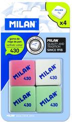 BLISTER 4 GOMAS MILAN 430