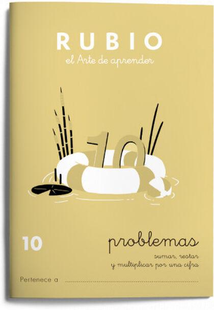 PROBLEMAS 10 SUMAR RESTAR MULT PRIMARIA Rubio 9788485109654