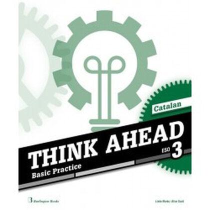 Think Ahead/WB català ESO 3 Burlington 9789925300860