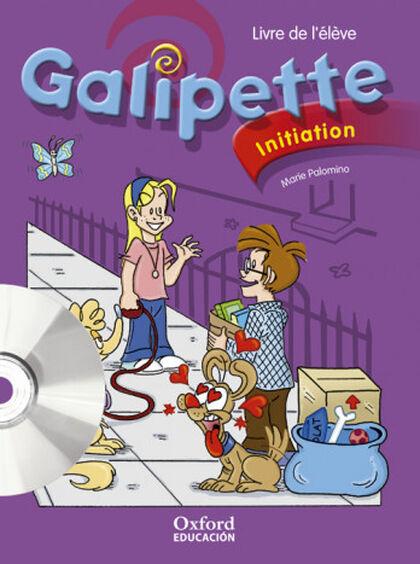 Galipette INI/Élève Pack PRIMÀRIA 5 Oxford 9788467341409