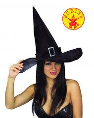 Sombrero Rubie'S Bruja con hebilla