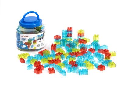 Blocks translúcidos Miniland